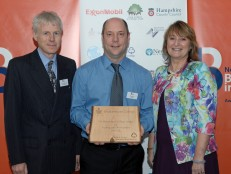 Silclear Receives Brilliance in Business Award 2014/15