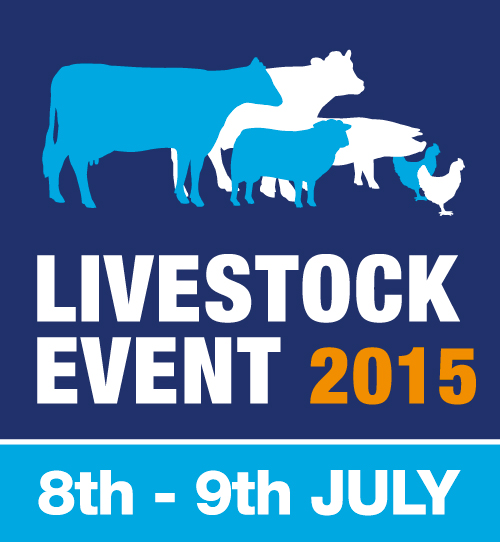 Visit us at the Livestock Event 2015